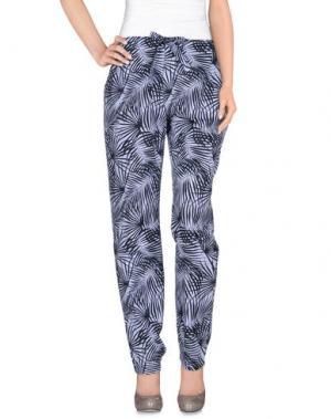 Повседневные брюки TOMAS MAIER. Цвет: сиреневый