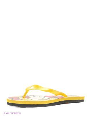 Пантолеты De Fonseca. Цвет: желтый, черный