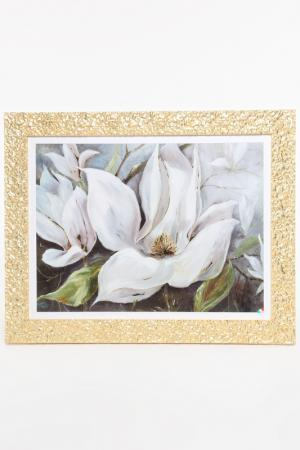 ПостерБелый цветок F.A.L. Цвет: мультицвет