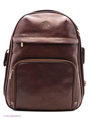 Рюкзак Tony Perotti. Цвет: коричневый