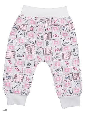 Ползунки Genstaro Baby. Цвет: розовый, серый