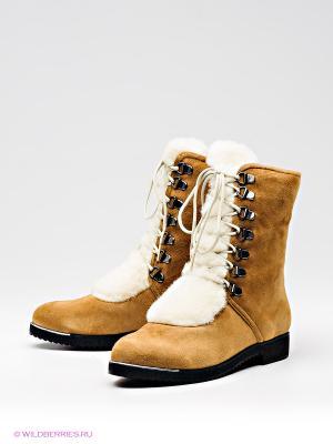 Ботинки MONDIGO. Цвет: коричневый