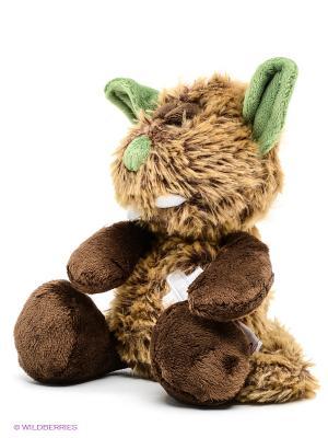 Мягкая игрушка Монстр Упс NICI. Цвет: коричневый, зеленый