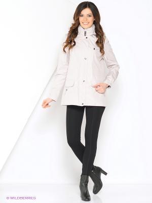 Куртка NANCY Maritta. Цвет: кремовый