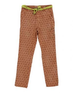 Джинсовые брюки SCOTCH & SHRUNK. Цвет: верблюжий
