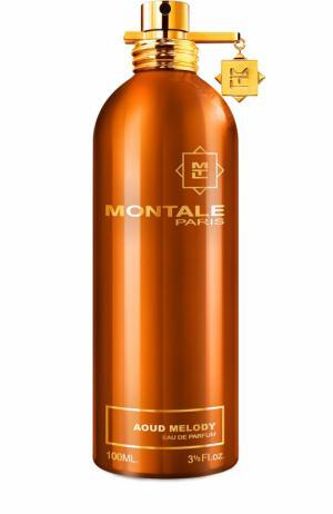 Парфюмерная вода Aoud Melody Montale. Цвет: бесцветный