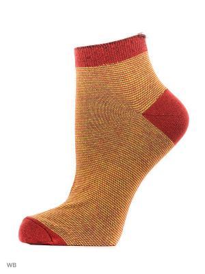 Носки (к-т 10 пар) Галант.. Цвет: бордовый, желтый