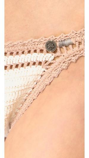 Sana Cheeky Crochet Bikini Bottoms She Made Me