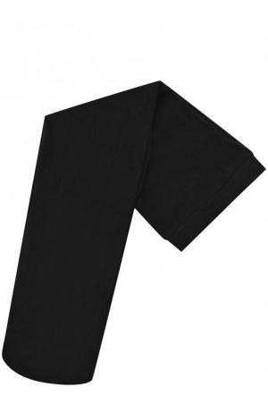 Однотонные капроновые носки Gucci. Цвет: черный