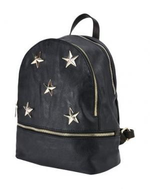 Рюкзаки и сумки на пояс GEORGE J. LOVE. Цвет: черный