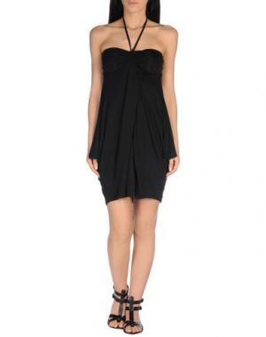 Пляжное платье ROSAPOIS. Цвет: черный