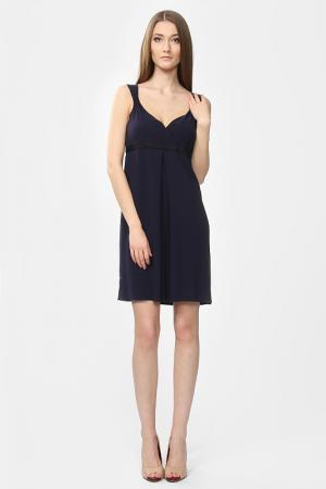 Платье Joseph. Цвет: синий