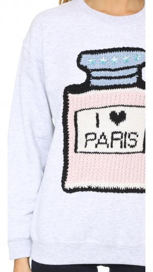I Love Paris Sweatshirt Michaela Buerger