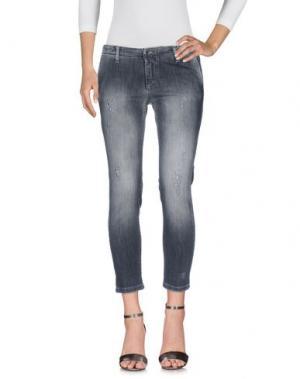 Джинсовые брюки COLMAR. Цвет: серый