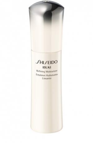 Выравнивающая и увлажняющая эмульсия iBuki Shiseido. Цвет: бесцветный