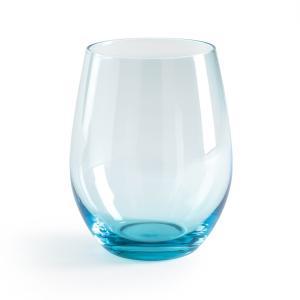 Комплект из 6 стаканов Nubia AM.PM.. Цвет: прозрачный,синий
