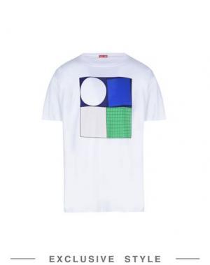 Футболка ARTHUR ARBESSER x YOOX. Цвет: белый