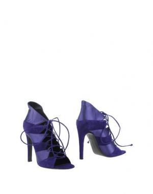 Ботинки CHARLINE DE LUCA. Цвет: синий