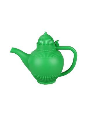 Кувшин (кумган) Тысяча и одна ночь 1.3л (зеленый) Альтернатива. Цвет: зеленый