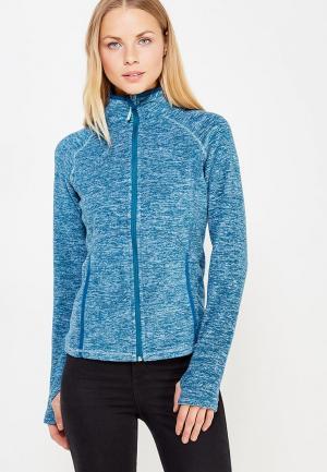 Олимпийка Roxy. Цвет: синий