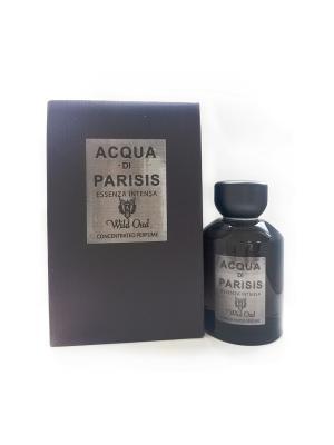 Acqua Di Parisis Wild Oud Edp 100 ml. Цвет: черный, серебристый