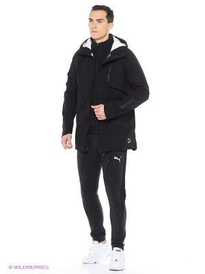 Куртка Evo Tech Parka Puma. Цвет: черный