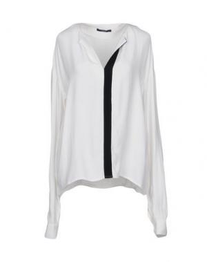 Блузка G.SEL. Цвет: белый