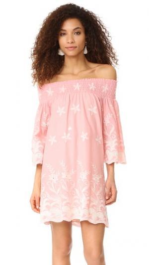 Платье Angelica MISA. Цвет: tu9