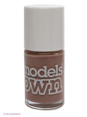 Лак для ногтей, Cream  Sticky Fingers Candy Nude Models Own. Цвет: коричневый