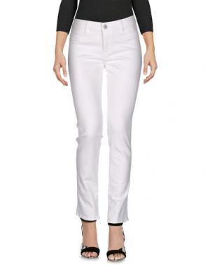 Джинсовые брюки M.I.H JEANS. Цвет: белый
