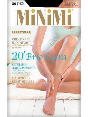 Носки Minimi. Цвет: черный