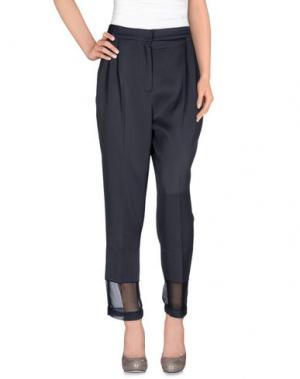 Повседневные брюки AVELON. Цвет: свинцово-серый