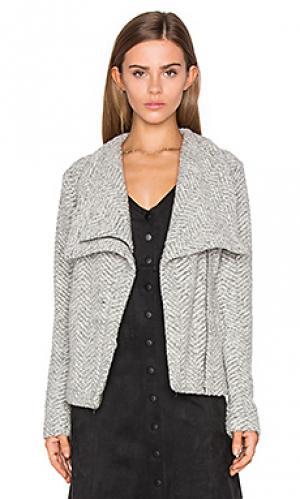 Куртка sanford cupcakes and cashmere. Цвет: серый