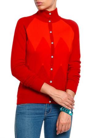 Пуловер Ballantyne. Цвет: красный