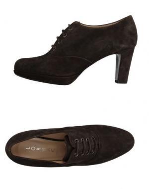 Обувь на шнурках LORBAC. Цвет: стальной серый