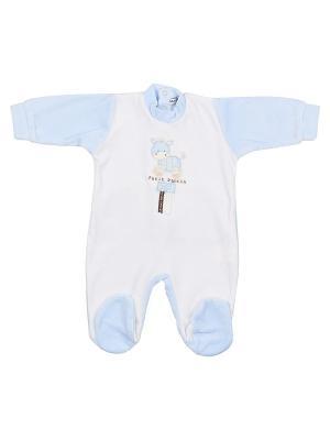 Комбинезон детский MANAI. Цвет: голубой
