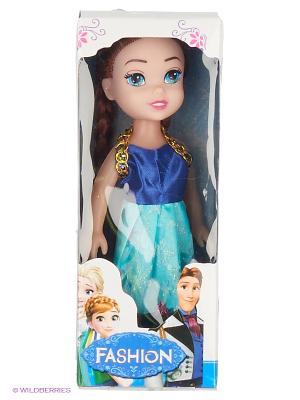 Кукла 4 вида. teeboo. Цвет: синий