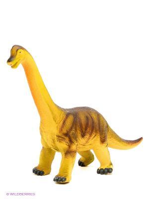 Игрушка Брахиозавр HGL. Цвет: бежевый, коричневый