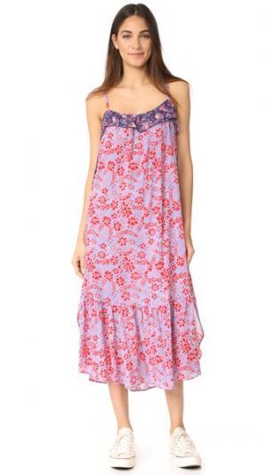 Платье Devan XIRENA. Цвет: таити