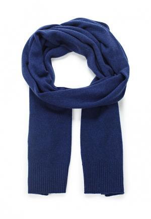 Шарф Henry Cottons Cotton's. Цвет: синий
