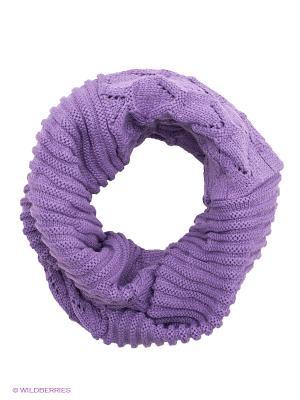 Снуд FOMAS. Цвет: фиолетовый
