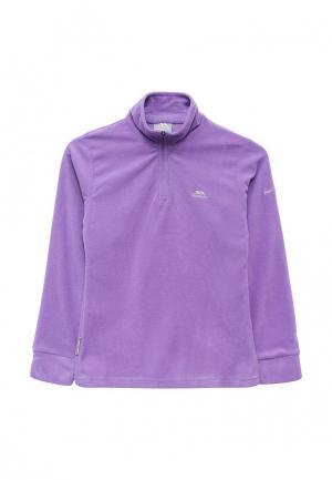 Олимпийка Trespass. Цвет: фиолетовый