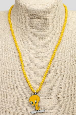 Кулон SOFIPOLI. Цвет: желтый