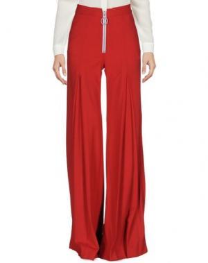 Повседневные брюки OFF-WHITE™. Цвет: красный