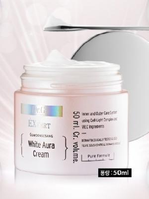 Крем осветляющий White Aura , 50 мл. Dr.G. Цвет: белый