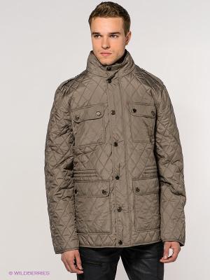Куртка Baon. Цвет: темно-бежевый