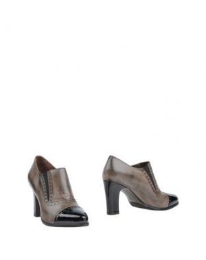 Ботинки CALPIERRE. Цвет: серый