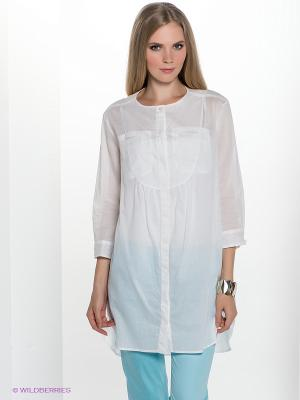 Рубашка Henry Cotton's. Цвет: белый