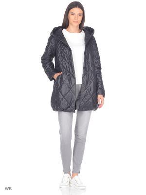 Куртка WINTERRA. Цвет: черный