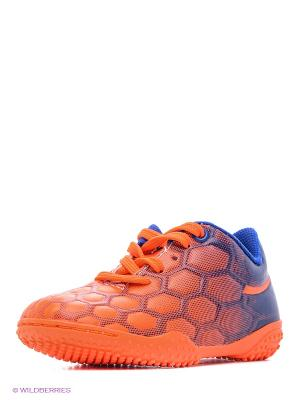 Кроссовки Bibi. Цвет: оранжевый